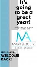 Put on your dancing shoes, a new season is here at MADS