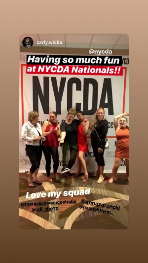 NYCDA Nationals Results